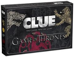 Clue - Game of Thrones Edition