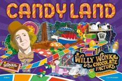 Candyland - Willy Wonka & The Chocolate Factory