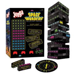 Jenga - Space Invaders Collector's Edition