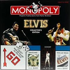 Monopoly - Elvis Collector's Edition (2003 Edition)