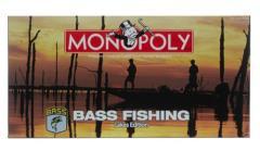 Monopoly - Bass Fishing Lakes Edition