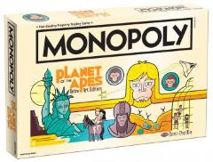 Monopoly - Planet of the Apes (Retro Art Edition)