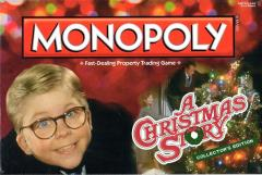 Monopoly - Christmas Story Edition Collector's Edition