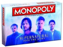 Monopoly - Supernatural Collector's Edition