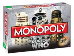 Monopoly - Doctor Who 50th Anniversary Collector's Edition
