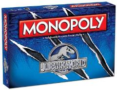 Monopoly - Jurassic World Edition