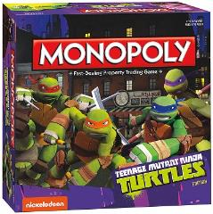 Monopoly - Teenage Mutant Ninja Turtles Edition