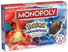 Monopoly - Pokemon - Kanto Edition