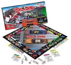 Monopoly - NASCAR Collector's Edition