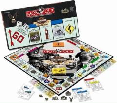Monopoly - Harley Davidson Live to Ride Edition