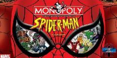 Monopoly - Spider-Man Collector's Edition (2002 Edition)