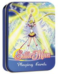 Sailor Moon Playing Card Tin