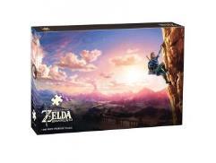 Legend of Zelda, The - Breath of the Wild, Link Scaling Hyrule