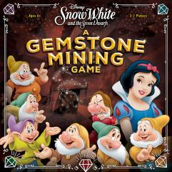 Snow White and the Seven Dwarfs - A Gemstone Mining Game