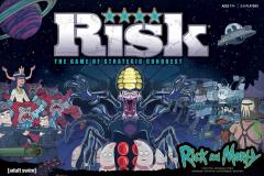 Risk - Rick and Morty Edition