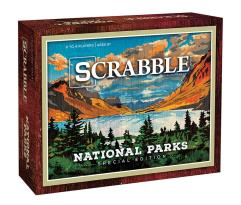 Scrabble - National Parks (Special Edition)