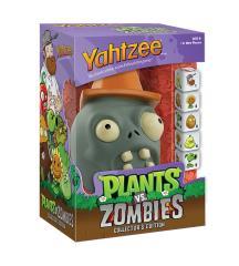 Yahtzee - Plants vs. Zombies Collector's Edition
