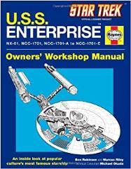 U.S.S. Enterprise Owners' Workshop Manual
