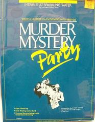 Murder Mystery Party - Intrigue at Sparkling Water