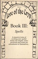 Lore of the Crypt #3 - Spells