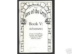Lore of the Crypt #5 - Adventures