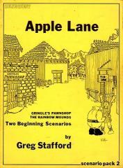 Apple Lane (UK/Games Workshop Edition)
