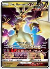 Ultra Necrozma GX (Ultra R) #95 (Holo)