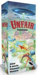 Unfair Expansion - Alien, B-Movie, Dinosaur, Western