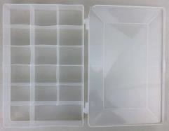17 Compartment Storage Case