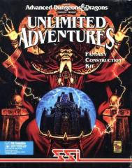 Unlimited Adventures - Fantasy Construction Kit