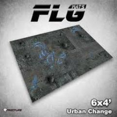 6' x 4' - Urban Change