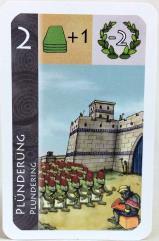 Uruk II - Plundering Promo Card
