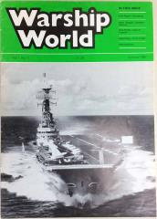 "Vol. 1, #11 ""First Report - Dockyards, Naval Weapon Systems - Harpoon, Ship Profile - Type 16 Frigates"""