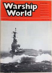 "Vol. 1, #2 ""First Report - River Class, Naval Weapon Systems - 6"" Triple Turret, Eyewitness - HMS Ceylon Korea 1950-52"""