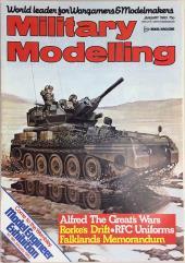 """Vol. 13, #1 """"Rorke's Drift, Vickers Medium Tank"""""""