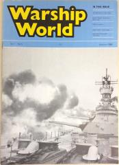 "Vol. 1, #5 ""The Big Stick - USS Iowa, Naval Weapon Systems - 20mm Gun, HMS Khartoum"""