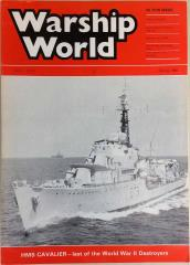 "Vol. 1, #6 ""HMS Cavalier, Naval Weapon Systems - Sea Cat, Medusa - Last HMDL"""