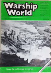"Vol. 1, #7 ""First Report - RFA Argus, Naval Weapon Systems US Navy 5"" Guns, Flower Class Corvettes"""