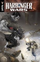 Harbinger Wars Vol. 1