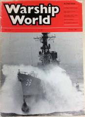 "Vol. 2, #1 ""First Report - HMS Cornwall, Naval Weapon Systems 5-25"" GUN, Operation Big Bang"""