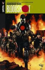 Bloodshot Vol. 3 - Harbinger Wars