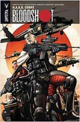 Bloodshot Vol. 4 - H.A.R.D. Corps