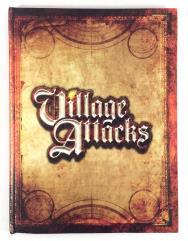 Village Attacks Art Book