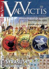 #103 w/Syracuse 415-413 B.C.- Magazine Only!