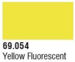 Yellow Fluorescent (17mL)