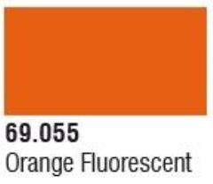 Orange Fluorescent (17mL)