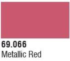 Metallic Red (17mL)