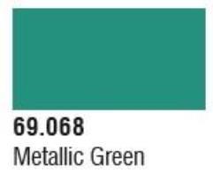 Metallic Green (17mL)