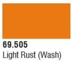 Light Rust Wash (17mL)