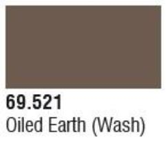 Oiled Earth Wash (17mL)